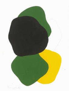Monika Gojer green yellow black