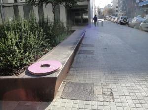 sculpture in public space Monika Gojer