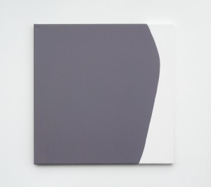 Monika Gojer, touching thougts grey, 2017