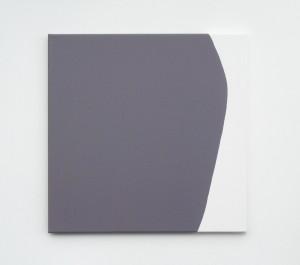 Monika Gojer, touching thougts grey, 2017